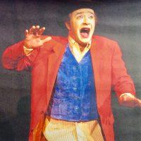 Richard Schnell als Kaspar; Foto: Sabine Eberleh